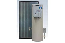 AquaMAX Gas Boosted Continuous Flow Solar Hot Water System