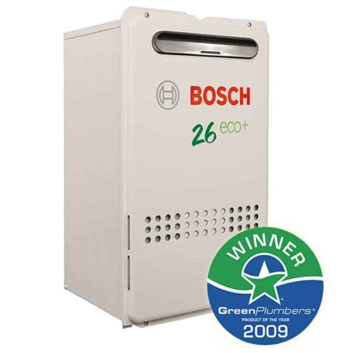 Bosch Internal Compact Hot Water System 26eco