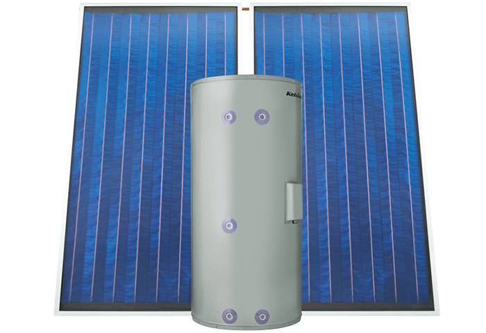 Kelvinator Solar Hot Water 2750 Sa Hot Water