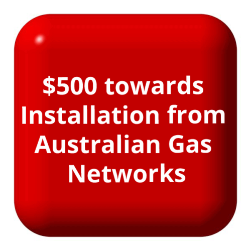 FREE GAS HOT WATER SYSTEM! 4