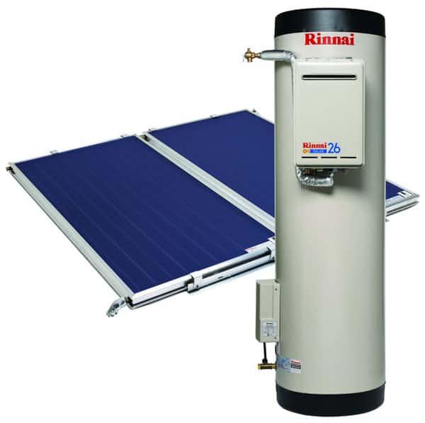 Rinnai Prestige Flat Plate Systems Sa Hot Water