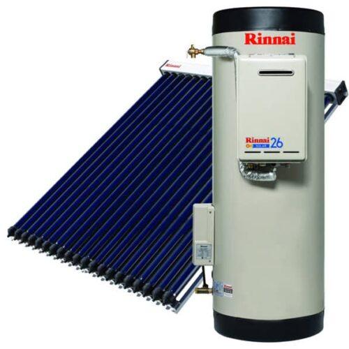 Rinnai-Solar-Evacuated-Tube