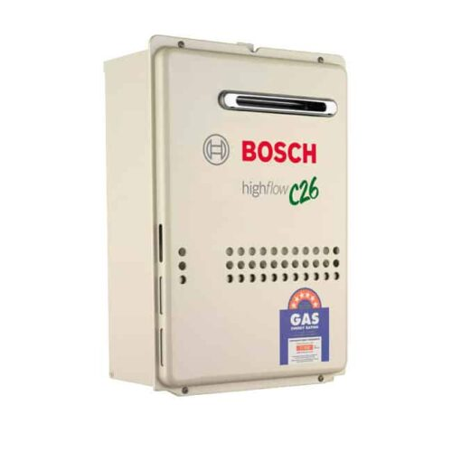 BOSCH-C26 Hot Water System