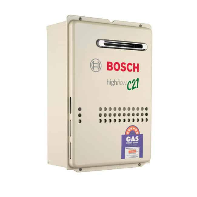Bosch C21 Sa Hot Water