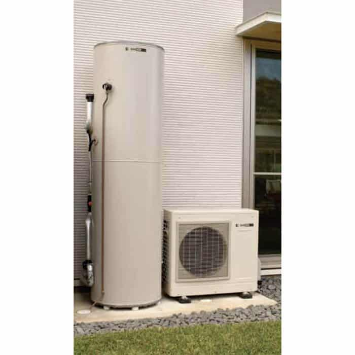 Sanden Gaus 315 Eqte Eqte Heat Pump Sa Hot Water