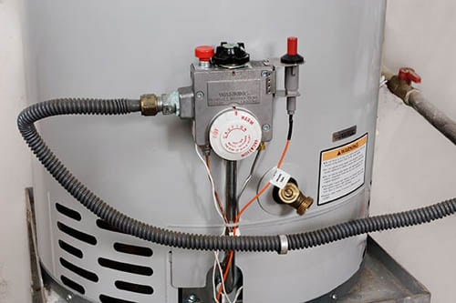 hot water repair