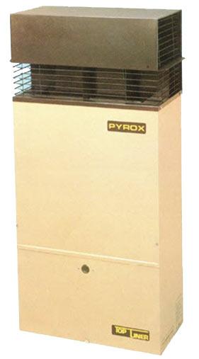 Pyrox Topliner hot water